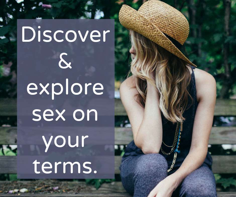 Discover and explore what sex can be on your own terms. Rediscover your desire. Reignite your passion. Live the life you know you were destined to live.
