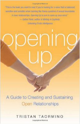 Opening Up by Tristan Taormino is a very approachable and non-threatening look at all the different ways people can explore non-monogamy and opening up a relationship