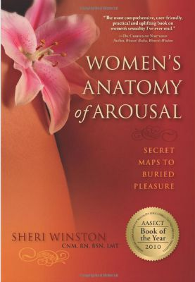Women's Anatomy of Arousal by Sheri Winston is a very complex and rich look at women's anatomy, including the erectile tissue, clitoris, and how to help with arousal and desire.